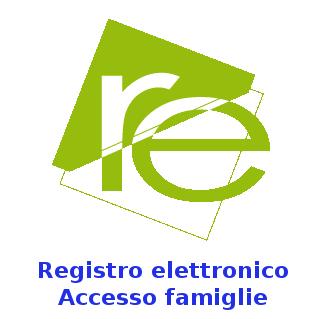 Logo registro elettronico accesso famiglie